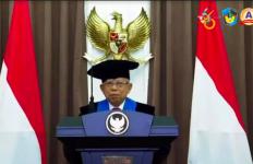 Wapres Kiai Ma'ruf dapat Gelar Kehormatan dari UMI Makassar - JPNN.com