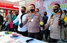 Dooor! Polisi Tembak Dua Bandit Pembunuh Anggota TNI - JPNN.com