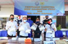 Bea Cukai Tarakan dan BNNP Gagalkan Penyelundupan 6 Kg Sabu-sabu - JPNN.com