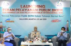 KKP Janjikan Inovasi dan Pelayanan Publik Prima di Era Normal Baru - JPNN.com