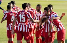 Duel Levante Vs Atletico Madrid Berakhir Dramatis, Ada yang Bunuh Diri - JPNN.com