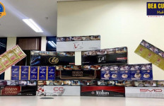 Bea Cukai Gagalkan Peredaran Rokok Ilegal di Jateng, Begini Modusnya - JPNN.com