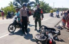 Motor Adu Banteng, Kakek Pengin Pulang ke Rumah Ternyata Bablas Akhirat - JPNN.com