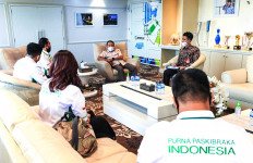 Menpora Terima Kunjungan Pengurus Pusat Purna Paskibraka Indonesia - JPNN.com
