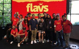 Festival FLAVS 2020 Tetap Digelar, tetapi Berubah Format