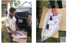 Bea Cukai Pekanbaru Gagalkan Peredaran 430.000 Batang Rokok Ilegal - JPNN.com