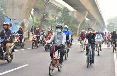 Budayakan Hidup Sehat, Kemendes Gelar Acara Bersepeda - JPNN.com