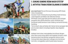 Nekat Terabas Gunung Sumbing saat Pandemi, Doni Tata Disentil Perhutani  - JPNN.com