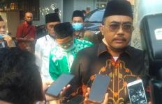 Menghadiri Haul KH Muhamad Almaghfur, GusJazil Singgung Pentingnya Peran Ulama - JPNN.com
