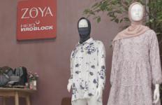 Zoya Hadirkan Busana Antivirus Viroblock Series - JPNN.com