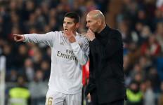 James Rodriguez Akhirnya Bicara soal Situasi di Real Madrid - JPNN.com