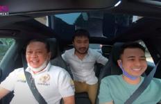 Bamsoet Geber Mobil Mewah Listrik Pertama di Indonesia di Rumah Raffi Ahmad, Oke Juga - JPNN.com