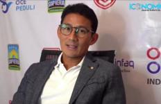 Pesan Khusus Novel untuk Sandiaga Uno yang Terpilih Jadi Menteri Parekraf - JPNN.com