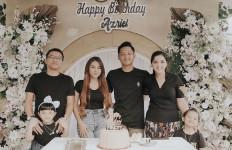 Pamer Momen Ulang Tahun, Tulisan Azriel Hermansyah Jadi Sorotan - JPNN.com