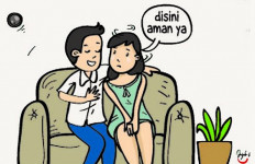Ketahuan Ajak Istri Tetangga Begituan Gara-gara CCTV Tak Dimatikan - JPNN.com