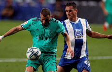 Kata Benzema soal Umpan Magis dalam Laga Espanyol vs Real Madrid - JPNN.com