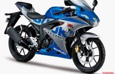 Suzuki GSX-R125 Livery MotoGP 2020, Sebegini Harganya - JPNN.com