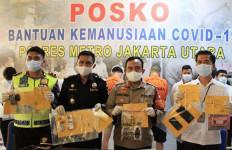 Tim Gabungan Bea Cukai Marunda dan Polres Jakut Gagalkan Penyelundupan Narkoba - JPNN.com