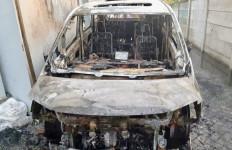 Penyidik Polsek Angkat Tangan, Pembakar Mobil Via Vallen Dipindahkan - JPNN.com