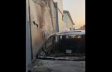 Mobil Mewah Via Vallen Hangus, Diduga Dibakar, Pelaku Sudah Ditangkap? - JPNN.com