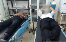 Rusuh Pembagian BLT Dana Desa, Enam Polisi Terluka - JPNN.com