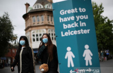 Inggris Akan Lockdown Kota Leicester - JPNN.com
