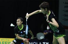 BWF World Tour Finals: Hafiz/Gloria Kalah di Laga Perdana Grup B - JPNN.com