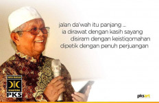 Curahan Hati Habib Aboe Mengenang Kepergian Hilmi Aminuddin - JPNN.com