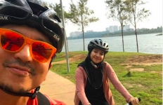 Perceraian Laudya Cynthia Bella dan Engku Emran Jadi Sorotan Media Malaysia - JPNN.com