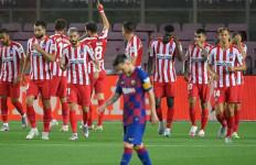 Messi Cetak Gol ke-700, Tetapi Barcelona Ditahan Atletico - JPNN.com