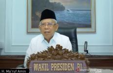 Wapres Ma'ruf Amin Berikan Tugas Khusus kepada Menag Yaqut, Apa Itu? - JPNN.com