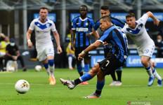 Hasil Serie A: Inter Pesta Gol ke Gawang Brescia - JPNN.com