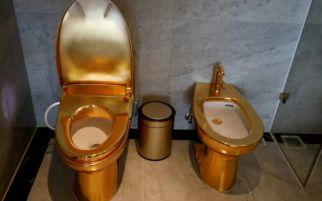 Berasa Jadi Sultan, Bagian Kamar Hotel Ini Berlapis Emas 24 Karat