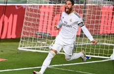 Gol Kapten Ramos Bawa Real Madrid Menang dari Getafe - JPNN.com