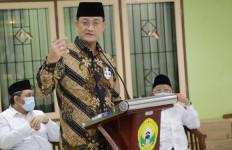 Kunjungi Ponpes Daarul Rahman, Mensos: Disiplin Merupakan Kunci Kesuksesan - JPNN.com