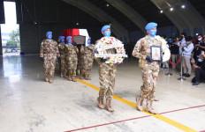 Berita Duka, Keluarga Besar TNI Kehilangan Prajurit Terbaik Pada Misi PBB - JPNN.com