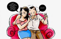Istri Berlibido Tinggi Nekat Punya Selingkuhan Gara-gara Anu Suami Kekecilan - JPNN.com