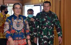 KSAL Laksamana Yudo Sambangi BPK RI, Ada Apa? - JPNN.com