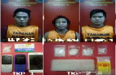 Sopir Taksi Online Ini Ditangkap Lantaran Diduga sebagai Pengendali Jaringan Pengedar Narkoba - JPNN.com