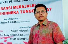 Berkah Polemik RUU HIP: Dulu Ada Kelompok yang ProIdeologi KhilafahKini Jadi Jubir Pancasila - JPNN.com