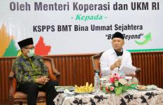KSPPS BMT BUS Rembang Diminta Fokus Garap Sektor Pertanian dan Kelautan - JPNN.com