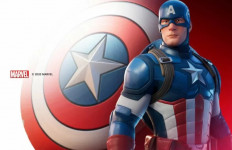Epic Games Hadirkan Skin Captain America di Fortnite - JPNN.com