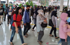 Kurangi Kepadatan KRL, Perum PPD Sediakan 65 Bus Gratis Bagi Warga Bogor & Cikarang - JPNN.com