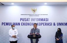 Salurkan Subsidi Bunga KUR, Kemenkop UKM dan BRI Bersinergi Bangkitan UMKM - JPNN.com