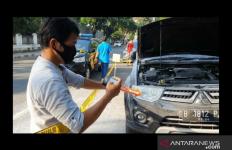 Ini Profesi Pemilik Mobil yang Diledakkan di Menteng - JPNN.com