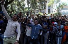 156 Orang Tewas dalam Protes Kematian Penyanyi, Mengerikan - JPNN.com