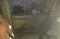 Rumah Kebakaran Akibat Tabung Gas Bocor, Satu Keluarga Alami Luka Bakar - JPNN.com