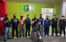Di Hadapan Polisi, Penjambret Wartawan Bergaya, Nih Lihat - JPNN.com