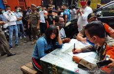 Mbak Wanda Cerita Dikumpulkan di Tangga Darurat, Lampu Dimatikan, Kapok - JPNN.com