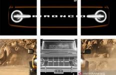 Ford Segera Meluncurkan Bronco 2021 - JPNN.com